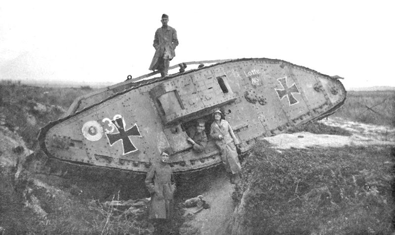 World War One Tank