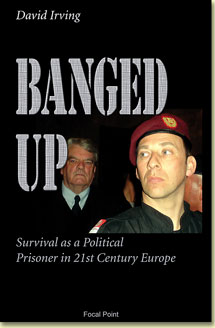 Banged Up: Survival as a Political Prisoner in 21st Century Europe