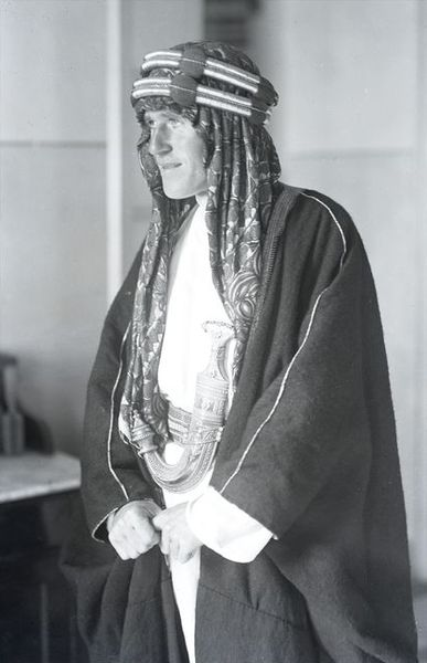 T.E. Lawrence by Lowell Thomas