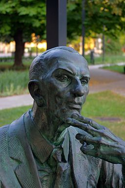 Jan Karski monument