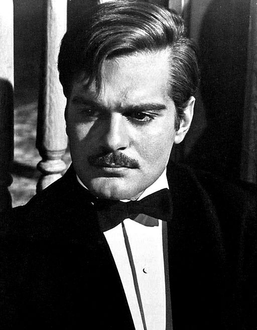 Omar Sharif in Dr. Zhivago 1965