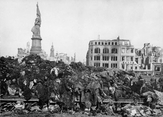 Victims of the Bombing of Dresden
